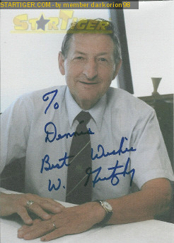 Walter Gretzky Autograph Collection Entry At Startiger