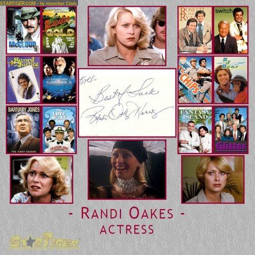 Oakes randi From Addict